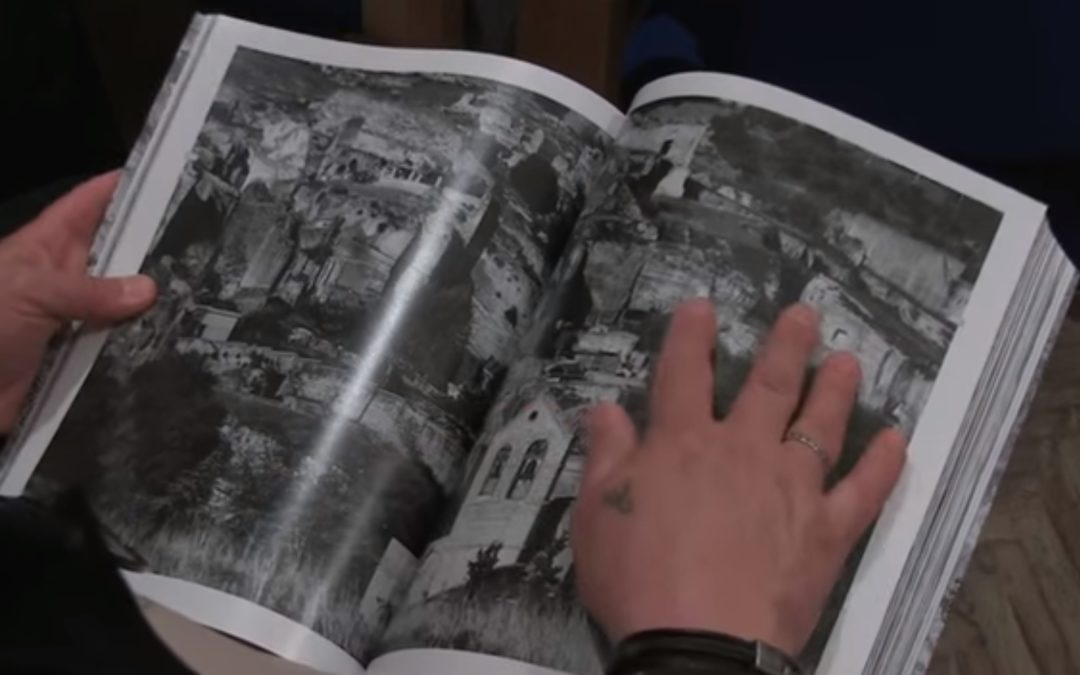 Libro fotografico – Passaggi di tufo