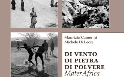 Di vento di pietra di polvere MaterAfrica